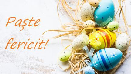 Mesaje Paște 2018