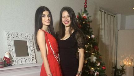 """Rita Mureșan, declarație sinceră despre relația cu Rebecca: """"Fiica mea mi-a zis să mă opresc, că sunt penibilă"""""""