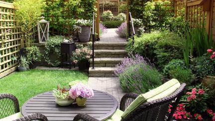 Cum să îți decorezi grădina în această vară