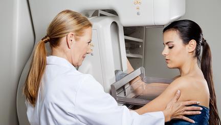 Cum arată cancerul de sân la mamograf? Iată imagini