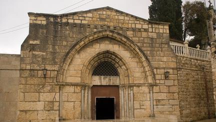 Mormântul Fecioarei Maria