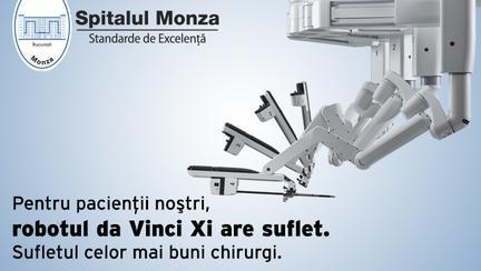 (P) 5 întrebări despre operaţiile cu robotul da Vinci Xi