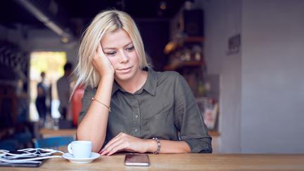 Depresia postvacanță