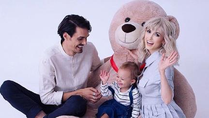 Andreea Bălan a explicat de ce a ales să dezvăluie chipul fetiței ei la 2 ani de la nașterea micuței