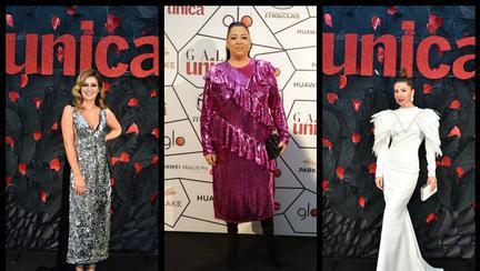 Cum s-au îmbrăcat vedetele la Gala Unica 2018