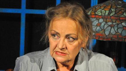 Actrița Olga Delia Mateescu a fost la un pas să își piardă viața