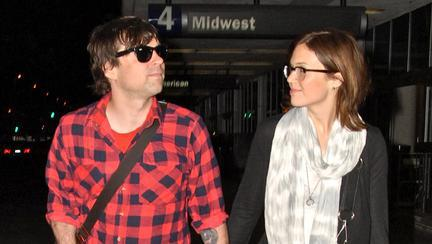 Mandy Moore și rockerul Ryan Adams