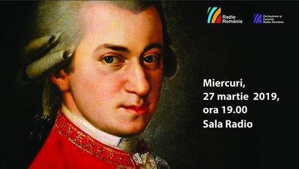 100% MOZART – concert dedicat lui Amadeus la Sala Radio!
