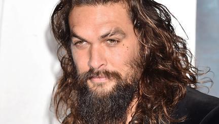 Jason Momoa a renunțat la barba care l-a făcut celebru