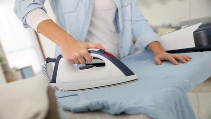 Chiar este necesar călcatul hainelor?
