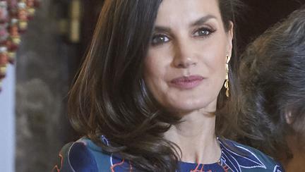 regina Letizia a Spaniei dramă