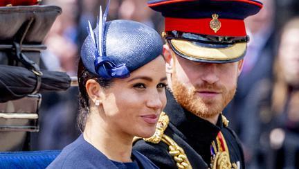Prințul Harry a înșelat-o pe Meghan Markle