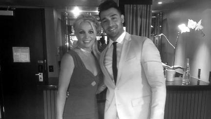 Britney Spears și Sam Asghari