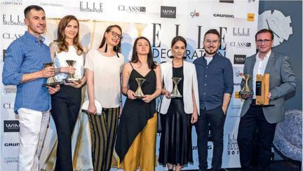 ELLE DECORATION ROMANIAN DESIGN AWARDS 2019 și-a desemnat câștigătorii