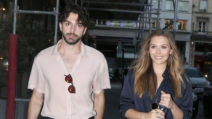 Elizabeth Olsen și Robbie Arnett