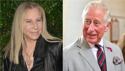 Prințul Charles și Barbra Streisand au avut o aventură