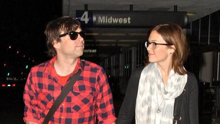 Mandy Moore și Ryan Adams, 2009