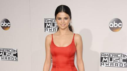Selena Gomez, American Music Awards 2016