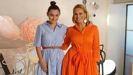 Andreea Esca și fiica ei Alexia Eram