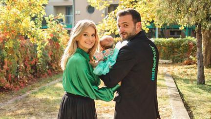 Mihai, Gabriela și Roua Morar