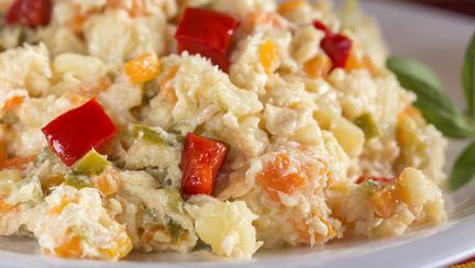 Rețetă de salată boeuf