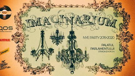 (P) Revelion #TheBrunchAffair – Imaginarium, o lume fantastică, la Palatul Parlamentului