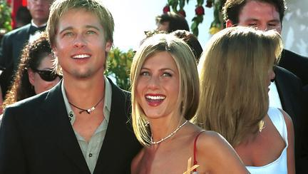 Brad Pitt și Jennifer Aniston