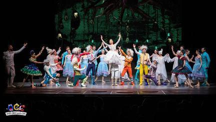 Cele mai frumoase povești sunt puse în scenă la Opera Comică pentru Copii (OCC)