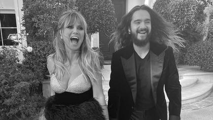 Heidi Klum și Tom Kaulitz