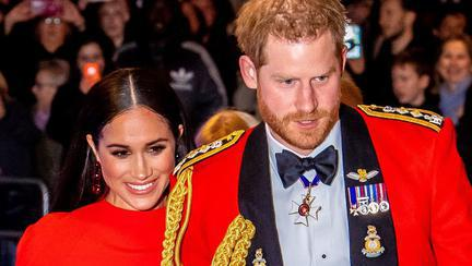 Meghan Ducesă de Sussex și Prințul Harry