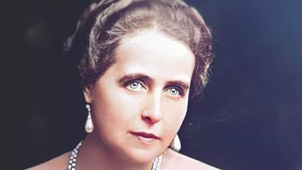 Regina Maria a fost la un pas sa moara de gripa