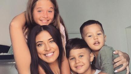 Antonia și copiii ei