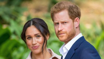 Meghan Markle și Prințul Harry