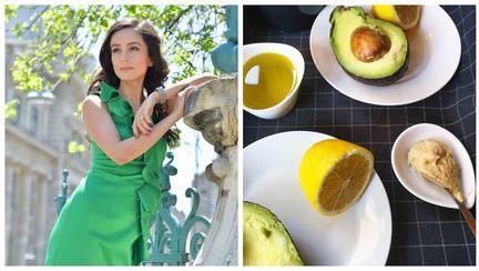 Olivia Steer - rețetă de maioneză raw vegană