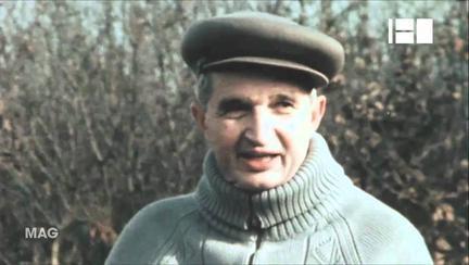 blestemele lui Ceausescu