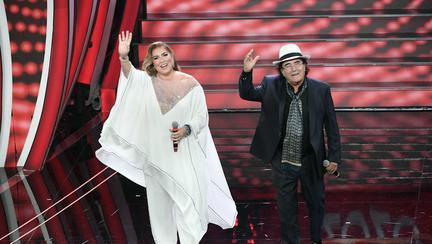 Romina Power și Al Bano Carissi