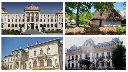 muzee din București