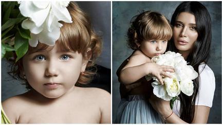 Elena Băsescu și fiica ei Anastasia