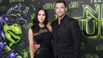 Megan Fox și Brian Austin Green