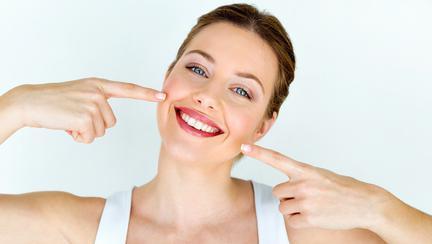 igienă orală bună