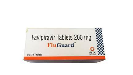 (P) Terapia – o companie SUN PHARMA asigură următoarele tranșe de Favipiravir, medicamentul eficient anti-COVID-19 folosit în tratamentul pacienţilor infectaţi