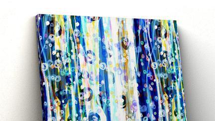 (P) Cum să îți faci casa mai atractivă cu tablouri și artă abstractă