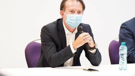 Florin Cîțu, declarații surprinzătoare privind vaccinarea împotriva Covid-19