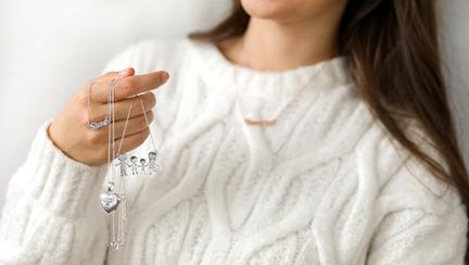 (P) 5 lănțișoare din argint perfecte pentru toate gusturile, pe care le poți comanda online!