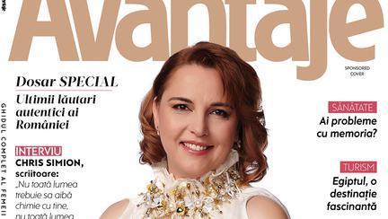 A apărut revista Avantaje ediția de iunie 2021