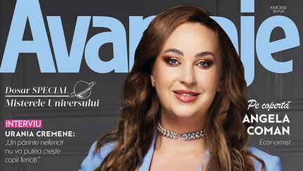 A apărut revista Avantaje ediția de iulie 2021