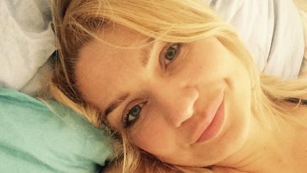 """Cristina Cioran, primele declarații de acasă. Cum se simte fetița: """"Mai stă în spital până…"""""""