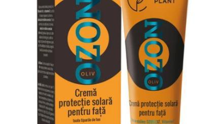 (P) Uleiul de măsline ozonizat – tehnologia de ultimă oră pentru un ten tânăr și sănătos chiar și pe timpul verii