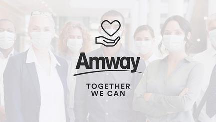 Amway Europa donează 1 milion de euro pentru fundații caritabile și organizații ce susțin oamenii aflați la nevoie