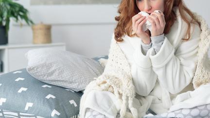 Cum să oprești secrețiile nazale apelând la remedii casnice?